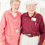 Seniors Share Time and Experience With Charitable Groups