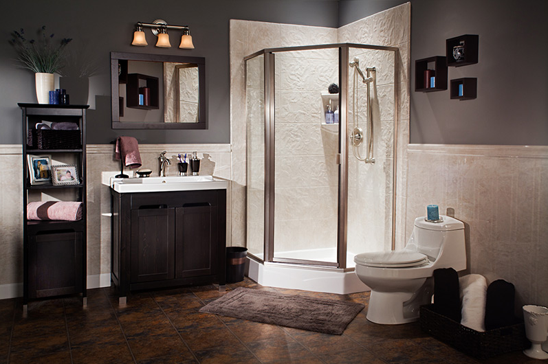 Remodeling options abound with bath planet for Bathroom remodel springfield mo